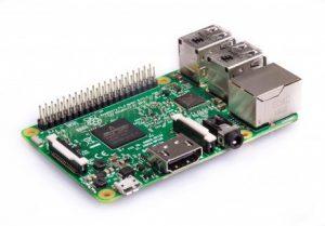 Abbild des Raspberry-Pi-3