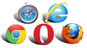 Browser die mit Linux VM sicher genutzt werden können