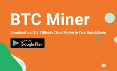 Bitcoin Mining-App BTCMiner