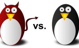 Debian vs. Ubuntu
