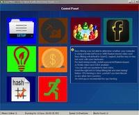 EasyMiner Crypto-Mining Linux App