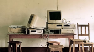 Linux und alte PC Hardware