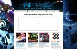 N-Trax - Music production for games and more