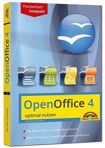 Startseiten Coder vom Buch OpenOffice 4 optimal nutzen