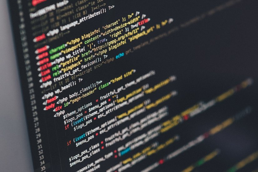 Perl CPAN - Screenshot von Quellcode eines Programmierers