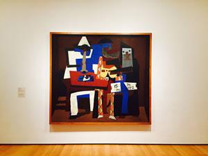 Bilder von Picasso und Co. online im MoMA sehen