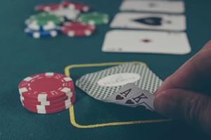 Das Kartenspiel Poker