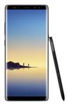 frontansicht des samsung galaxy note 8 smartphone