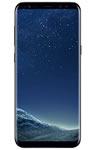 frontansicht des samsung galaxy s8 plus smartphone