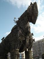 Ein Trojanisches Pferd für Linux versucht das Linux Root-Passwort zu stehlen