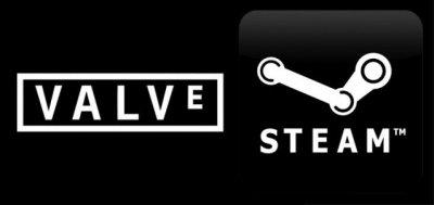 Valve Corporation und Steam Logo